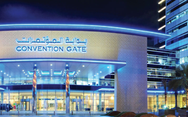 World Trade Centre Exhibition Hall in Dubai