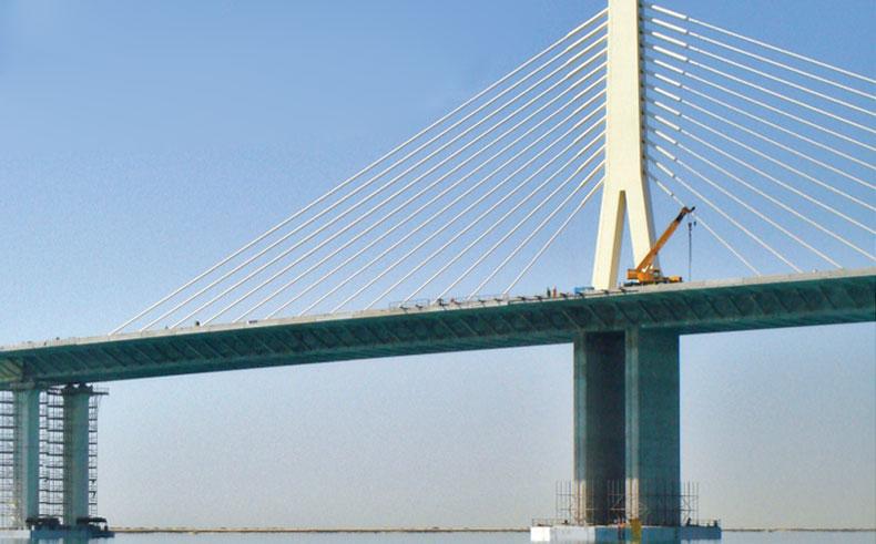 Phptography of Hodariyat Bridge
