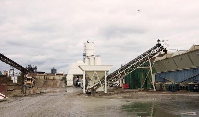 Battersea Concrete Plant