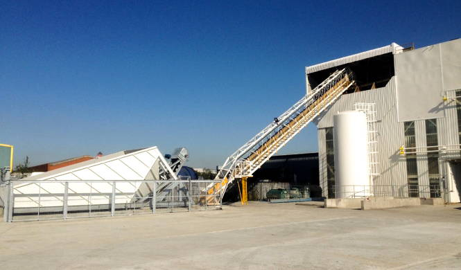 Hull Concrete Plant