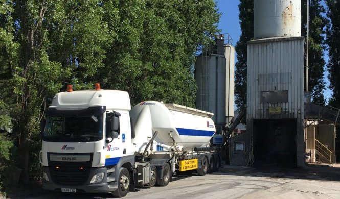 Cheltenham Concrete Plant