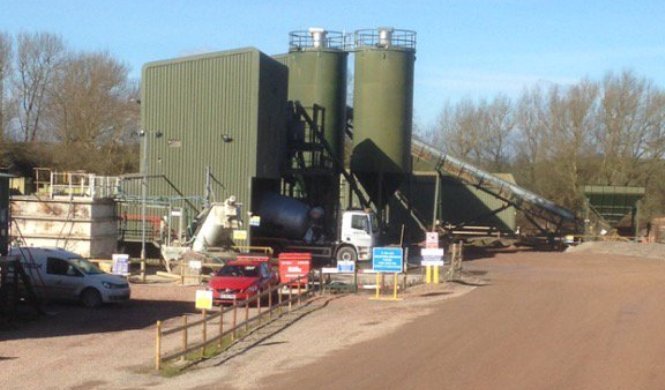 Hereford Concrete Plant