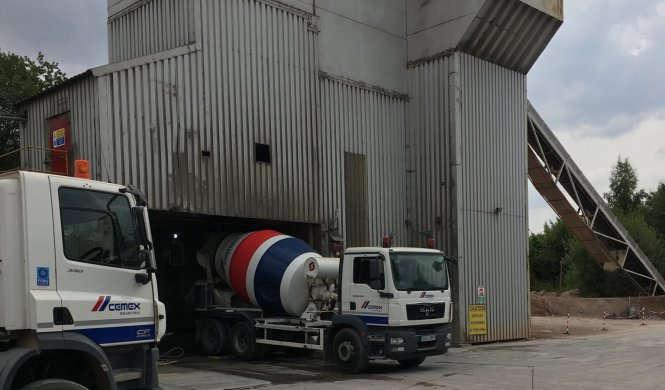 Coventry Concrete Plant