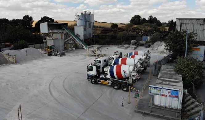Rotherham Concrete Plant