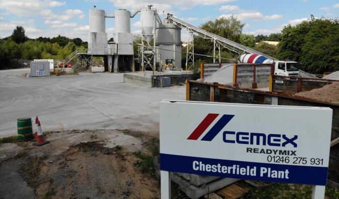 Chesterfield Concrete Plant