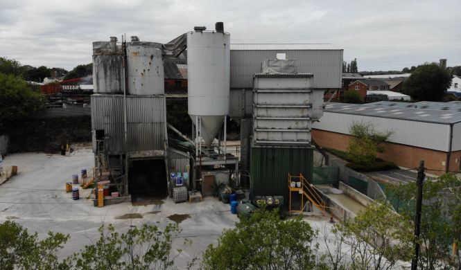 Bury Concrete Plant