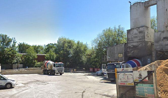 Aylesbury Concrete Plant