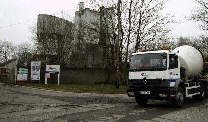 Swindon Concrete Plant