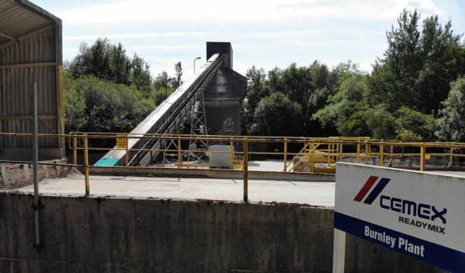 Burnley Concrete Plant