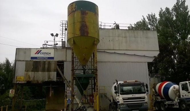 Castleford Mortar Plant