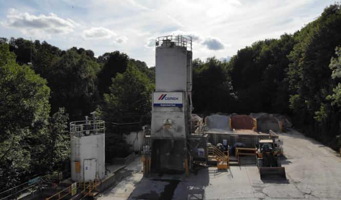 Huddersfield Concrete Plant