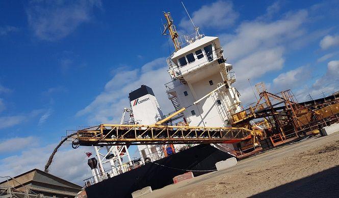 Jarrow Aggregates Wharf