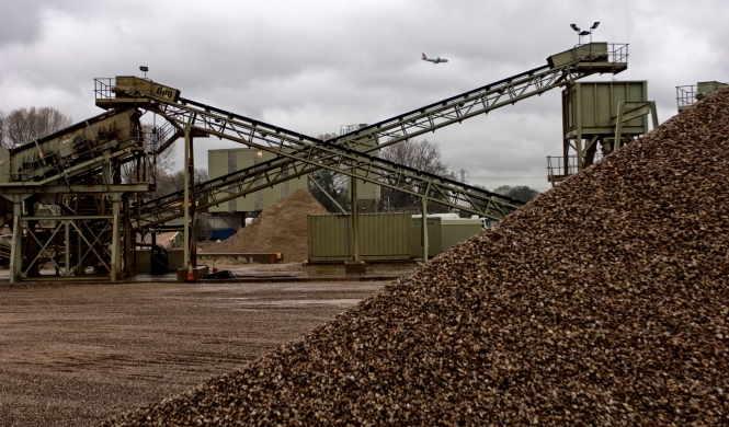 Kingsmead Concrete Plant and Quarry