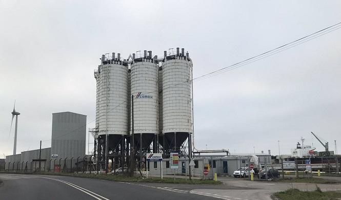 Newport Cement Terminal