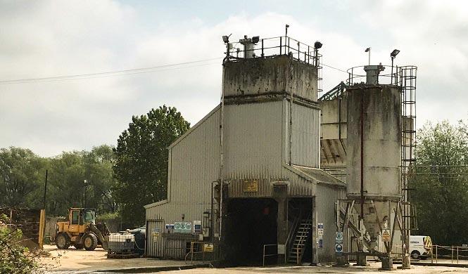 St Neots Concrete Plant