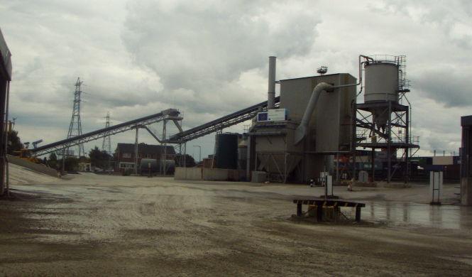 Stourton Asphalt Plant