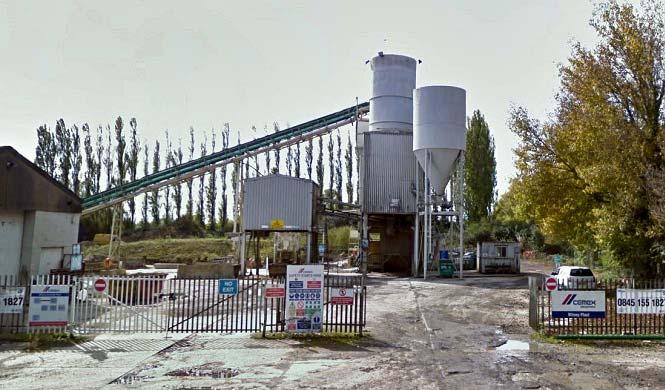 Witney Concrete Plant