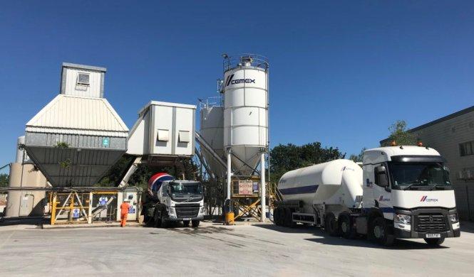 York Concrete Plant