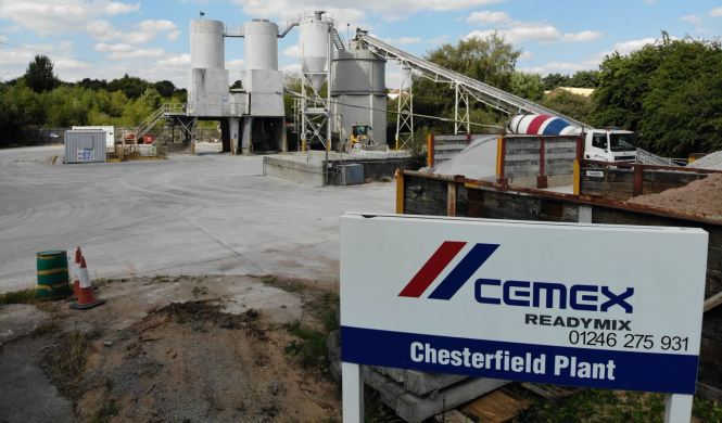 Chesterfield Concrete Plant
