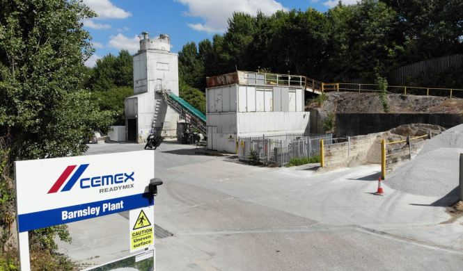 Barnsley Concrete Plant