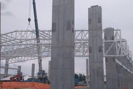 Concreto para columnas