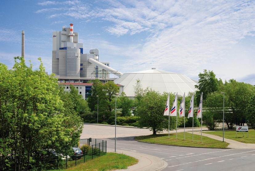 Hauptverwaltung CEMEX Deutschland AG, Rüdersdorf bei Berlin (Foto: CEMEX Deutschland/Thomas Weber)